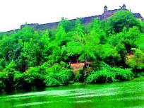 पवन राजाचा किल्ला खुणावतोय पर्यटकांना