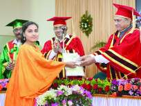 रत्नागिरी : कोकण कृषी विद्यापीठात पदवीदान समारंभ, विद्यापीठाचे दूत म्हणून काम करा : डॉ. नरेंद्रसिंह राठोड