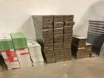 मुंबईत धाड...२ कोटींच्या इंपोर्टेड सिगारेट आणि १ कोटी रुपये जप्त