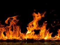 नागोठण्यात भीषण आग; १२ लाखांचे नुकसान