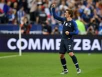 UEFA Nations League : विश्वविजेत्या फ्रान्सचा जर्मनीला धक्का, पण चर्चा ग्रिझमच्या हेडरची...