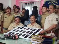 धरिला गणेशोत्सवातील चोर, पोलिसांना सापडले 20 मोबाइल