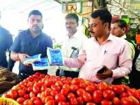 नवी मुंबईत ७०४ किलो प्लॅस्टिक पिशव्या जप्त