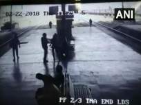 नवी मुंबई- विकृत व्यक्तीकडून तरुणीचं चुंबन घेण्याचा प्रयत्न