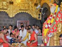 शिर्डीत रामनवमीच्या उत्सवाला सुरूवात; साईभक्तांची मोठी गर्दी
