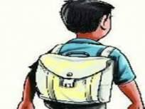 पहिलीच्या विद्यार्थ्याला पँट काढण्याची शिक्षा, सेंट जोसेफमधील प्रकार