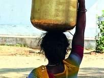 नांदुरा तालुक्यातील १२ गावात आतापासूनच पाणीटंचाई