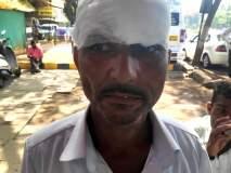 नांदूरशिंगोटेत पिसाळलेल्या कुत्र्यांच्या हल्ल्यात बहिण-भाऊ जखमी