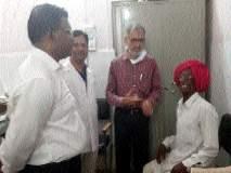 उपसंचालकांनी केले बीड जिल्हा रूग्णालयाचे 'आॅपरेशन'