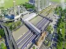 फ्रान्सची कंपनी बनविणार नागपूर रेल्वेस्थानक 'वर्ल्ड क्लास'