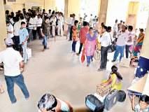 सिंधुदुर्ग: चाकरमानी निघाले परतीच्या मार्गावर, कोकणातील सर्व रेल्वे गाड्या फुल्ल
