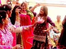 Kapil Sharma And Ginni Chatrath Wedding : लग्नविधी सुरु,गिन्नीच्या घरी 'अखंड पाठ'! पाहा फोटो!!