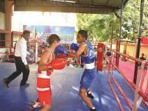 बॉक्सिंग अजिंक्यपद स्पर्धा : अकोल्याच्या गोपाल, अनंता, साद, हरिवंश, रोहणचा दमदार विजय