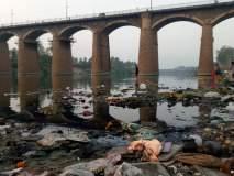 सांगलीत नदीप्रदूषणप्रश्नी महापालिकेला नोटीस, प्र्रदूषण नियंत्रण मंडळाची कारवाई