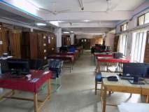 सिंधुदुर्ग : वस्तू व सेवा कर विभागाच्या अधिकारी कर्मचाऱ्यांच्या विविध प्रलंबित मागण्या, सामूहिक रजा आंदोलनामुळे जीएसटीकार्यालय ओस