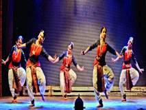 भरतनाट्यम नृत्याविष्काराने जिंकली मने उत्सव नृत्यसाधनेचा : 'जय गणेश'मधून प्राणिप्रेमाचा दिला संदेश
