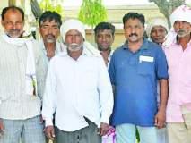 कर्जमाफीसाठी शेतकरी धडकले