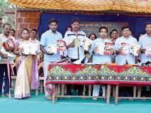 सिंधुदुर्ग : गावच्या विकासासाठी नेहमीच सहकार्य : नीतेश राणे
