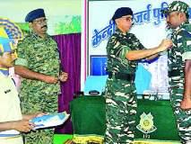 ४९ जवानांना आंतरिक सुरक्षा सेवा पदक