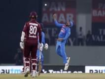 IND vs WI : रोहित शर्मासमोर पाकिस्तानचा शोएब मलिकही खुजा