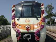 १० जानेवारीपर्यंत चीनहून नागपुरात येणार मेट्रो रेल्वे