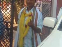 Maharashtra Election Voting; आधी मतदान, मग लग्न ..