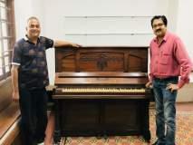 प्रसिद्ध संगीतकार शंकर यांच्या पियानोची राष्ट्रीय चित्रपट संग्रहालयाच्या खजिन्यात भर