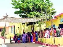 Lok Sabha Election 2019; मतदान केंद्रांवर अत्यावश्यक सेवा-सुविधांचा 'दुष्काळ'