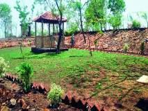 तवली वनोद्यान ठरणार पर्यटन केंद्र