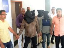 नाशिकमध्ये घरफोड्या करणा-या दिल्लीतील आंतरराज्यीय टोळीस अटक