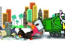 नागपुरातील अपार्टमेंट व हॉटेल्सना कचरा प्रक्रियेची सक्ती