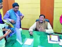 बंगाली गावाच्या विकासासाठी निधी द्या