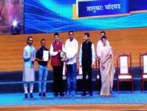 राजदेरवाडीला पानी फाउण्डेशनचा प्रथम पुरस्कार