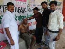 मुक्ताईनगर येथील युवकाचा आदर्श उपक्रम : वाढदिवसानिमित्त केली मनोरुग्णांची सेवा
