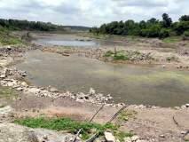 परभणी: येलदरी धरणासह पूर्णा नदी कोरडी
