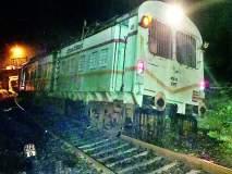 रेल्वे गाड्या रद्द झाल्याने प्रवाशांचे हाल
