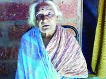 रत्नागिरी : छप्पर आगीत भस्मसात, आजी विजया पवार पुन्हा निराधार