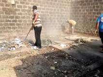 सिंधुदुर्ग : मालवण शहरात स्वच्छता मोहीम,परिसर श्री सदस्यांनी केलास्वच्छ,साडेतीन टन कचरा गोळा