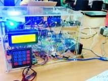 नागपुरातील विद्यार्थ्यांनी शेतकऱ्यांसाठी तयार केले 'स्मार्ट' सिंचन यंत्र