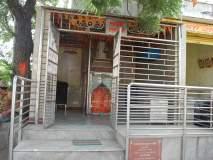 कामगार चौकातील हनुमान मंदिरातील दानपेटी फोडली