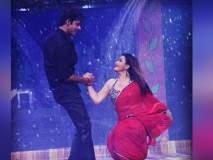 सुनील ग्रोव्हर आणि शिल्पा शिंदेचा हॉट रेन डान्स व्हिडीओ व्हायरल