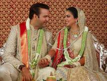 Isha Ambani Wedding : बॉलिवूडच्या सुपरस्टार्सनी केलं असे काही काम, व्हिडीओ पाहून तुम्हीही व्हाल थक्क
