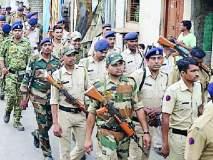 Lok Sabha Election 2019; ३५० सशस्त्र पोलीस जवानांचा पहारा
