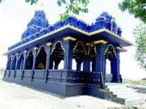 रामलिंग महाराज मंदिरात प्राणप्रतिष्ठा