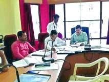 सिंधुदुर्ग: यशवंत पंचायत राज अभियान विभागस्तरावरील समितीकडून जिल्हा परिषदेची तपासणी