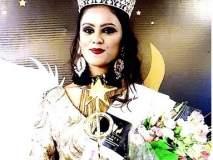 नागपूरची अंजली कोटंबकर मिस इंडिया स्पर्धेत द्वितीय