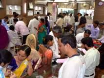 खरेदीसाठी जालन्यातील बाजारात गर्दी