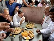 राहुल गांधींचा गुजरातमध्ये जोरदार प्रचार