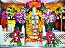 जुने सिडकोतील श्री साईनाथ मंदिराचा सातवा वर्धापन दिन उत्साहात