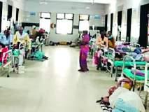 १४ दिवसात टायफाईडचे २७७ रुग्ण